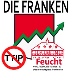 Franken nein zu TTIP